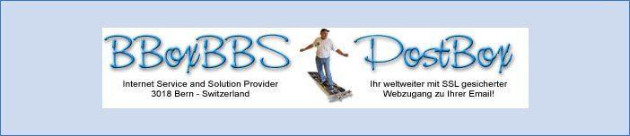 BBoxBBS und PostBox - Internet Service und Solution Provider seit 1996
