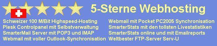 PleskHost Switzerland, Ihr Webhostingpartner in Bern f�r Plesk, VPS, SiteBuilder