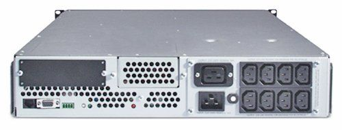 APC Smart-UPS 3000VA/2700W Rückseite